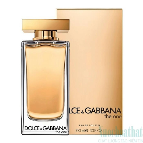 Dolce & Gabbana The One Eau de Toilette 50ml