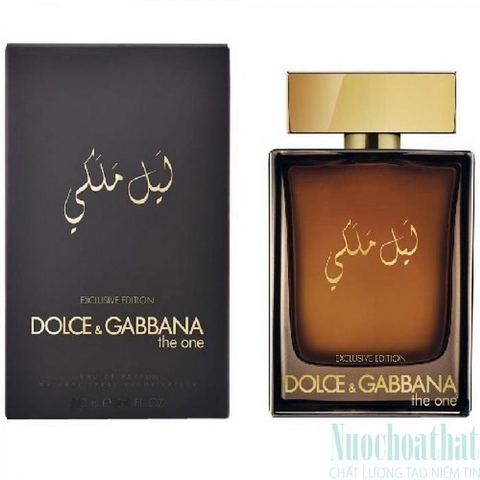 Dolce & Gabbana The One Royal Night Eau de Parfum 100ml