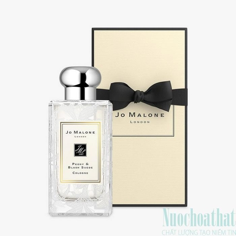 JO MALONE Peony & Blush Suede Cologne with Daisy Leaf Eau de Parfum 100ml