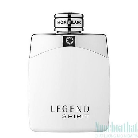 Mont Blanc Legend Spirit Eau de Toilette 100ml