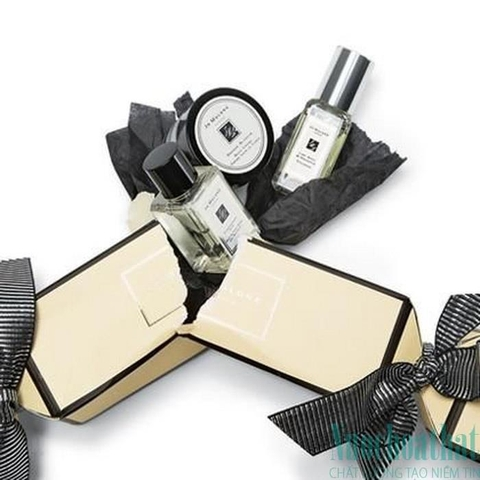 Bộ quà tặng Jo Malone English Pear & Freesia EDP 9ml và Orange Bitter EDP 9ml