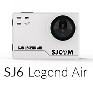 SJCAM SJ6 LEGEND AIR ACTION CAMERA