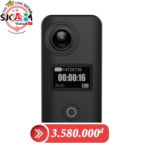 SJCAM 360+ Panoramic Action Camera