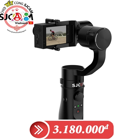 SJCAM GIMBAL chống rung 3 trục -  3-AXIS STABILIZER