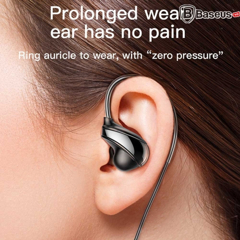 Tai nghe cao cấp Baseus Encok H05 ( Stylish and simple Wire Earphones )