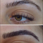 3D Eyebrow Tattoo
