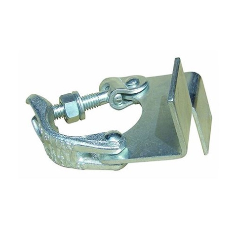 Forged board retaining coupler