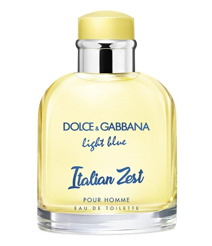 Light Blue Italian Zest Men