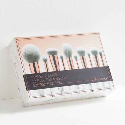Bộ Cọ BH MARBLE LUXE marble luxe - 10 piece brush set