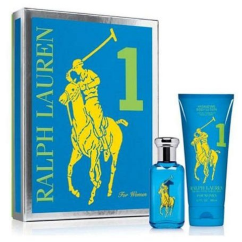 Ralph Lauren 1 The Big Pony Fragrance Collection for Women Gift Set