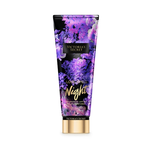 VICTORIA SECRET LOTION LOVE SPELL NIGHT