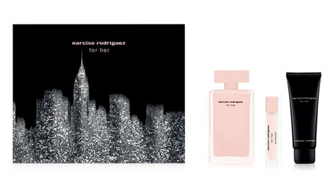 Gift Narciso Rodriguez for her 3pc