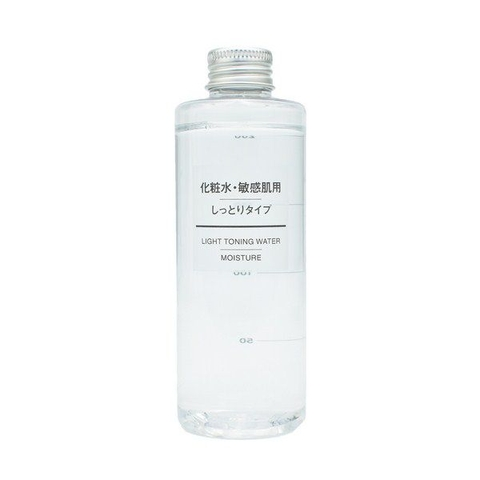 Toner Muji Light Toning Water Moisture