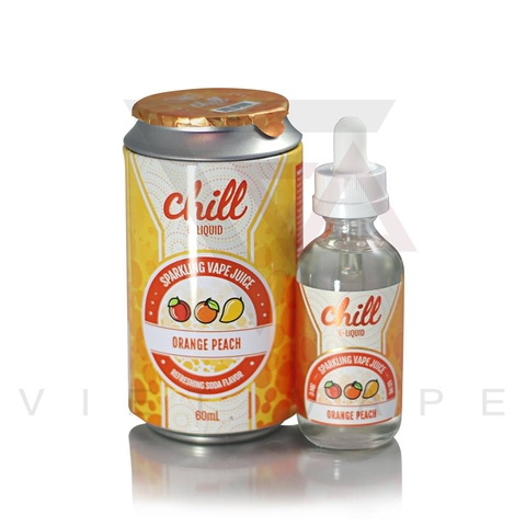 Chill Orange Peach - HẾT HÀNG