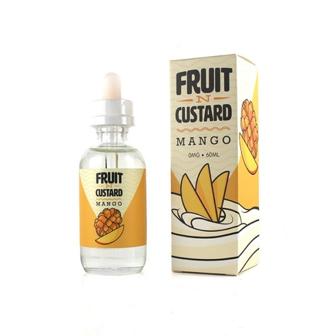 Fruit Custard Mango