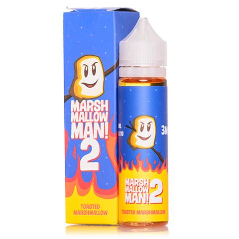 Marshmallow Man 2 by Marina Vape