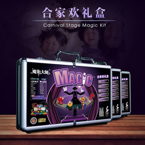 Carnival Stage Magic Set