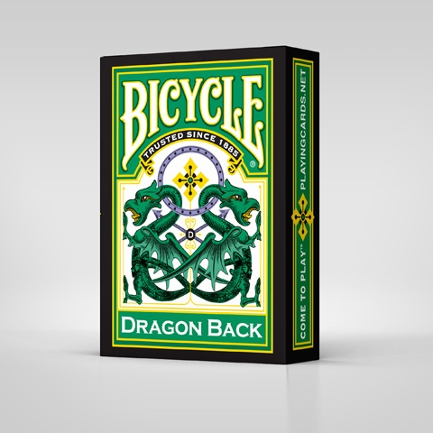Dragon Back Green