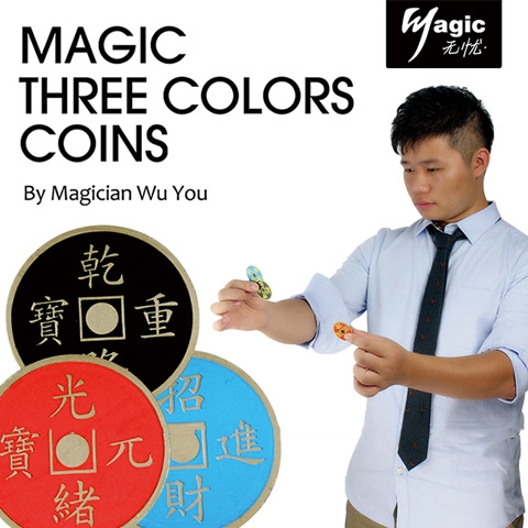 Three Color Coin