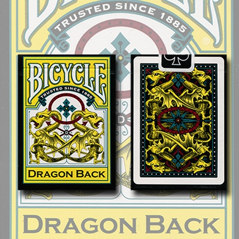 Dragon Back Yellow