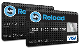 RELOAD CARD