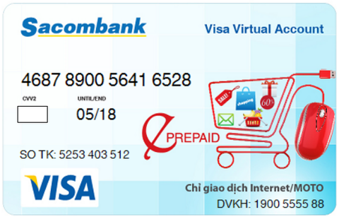 IPS VISA CARD