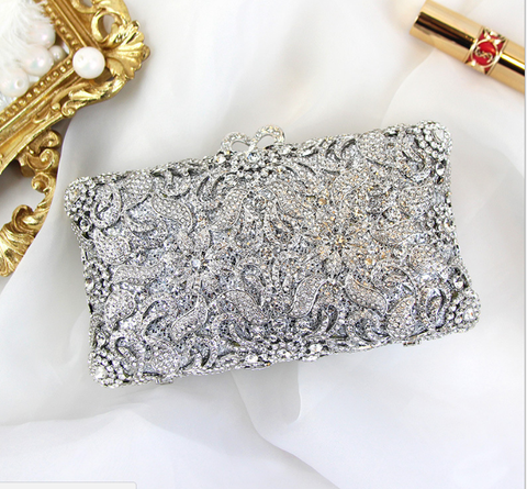 Clutch Đá Cao Cấp - Clutch Even - Clutch Wedding