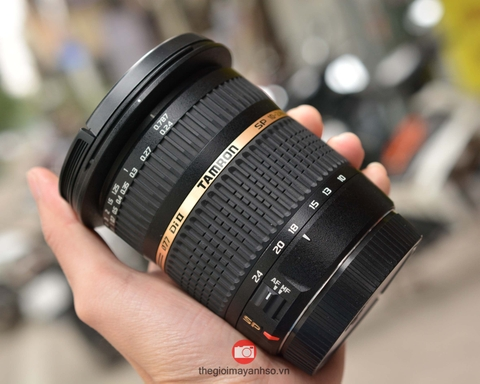 Tamron SP AF 10-24mm f / 3.5-4.5 DI II For Canon
