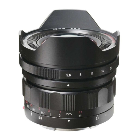 Voigtlander 10mm F/5.6 Hyper Wide Heliar aspherical For Sony