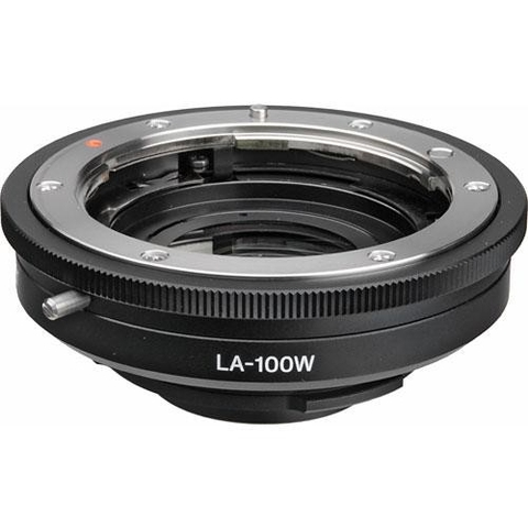 Sony LA-100W Alpha Lens Adapter