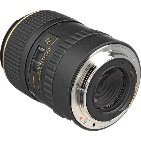 Tokina AT-X 100mm F/2.8 Macro Pro D For Canon