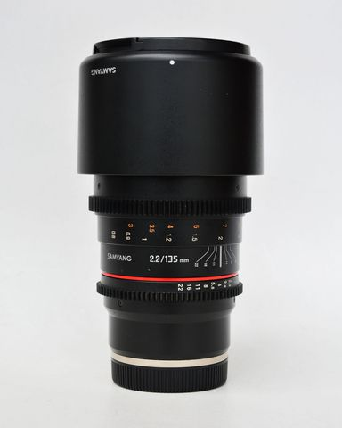 Rokinon 135mm T2.2 Cine DS Lens for Sony E