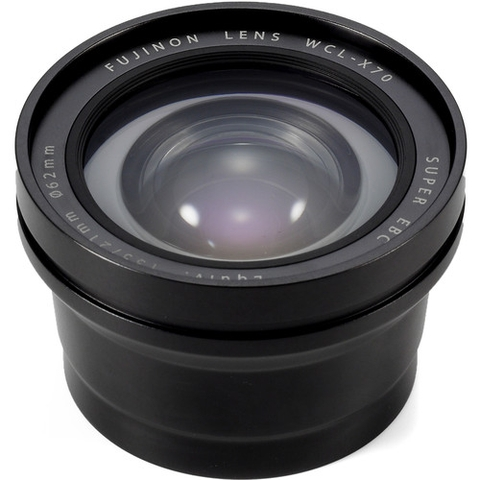 Fujifilm Wide Conversion Lens WCL-X70 for X70 - X100 - X100T - X100F