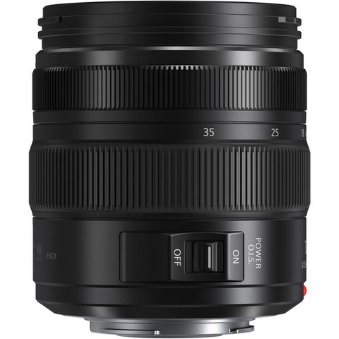 Panasonic Lumix G X Vario 12-35mm f/2.8 II ASPH Power O.I.S