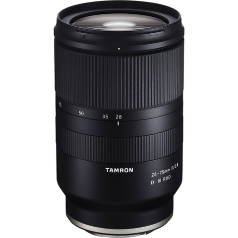 Tamron 28-75mm f/2.8 Di III RXD Lens for Sony E