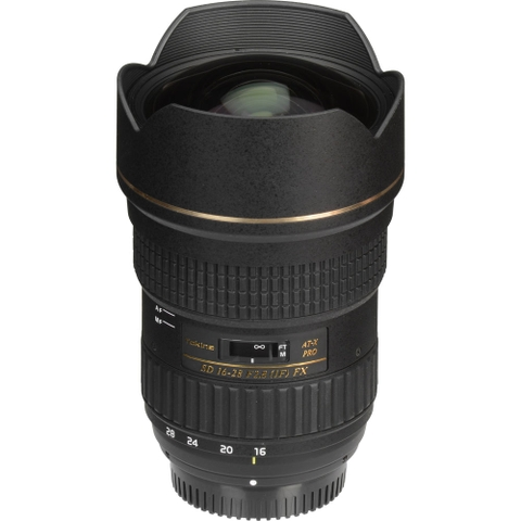 Tokina AT-X 16-28mm f/2.8 PRO FX For Canon
