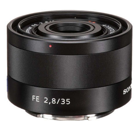 Sony Sonnar T* FE 35mm f/2.8 ZA Carl Zeiss