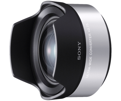 Sony Lens Ultra Wide Converter VCL-ECU1
