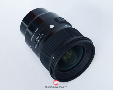 Sigma 24mm f/1.4 DG HSM Art For Sony E