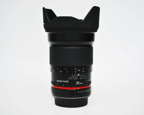 Samyang 35mm f/1.4 US UMC for Canon