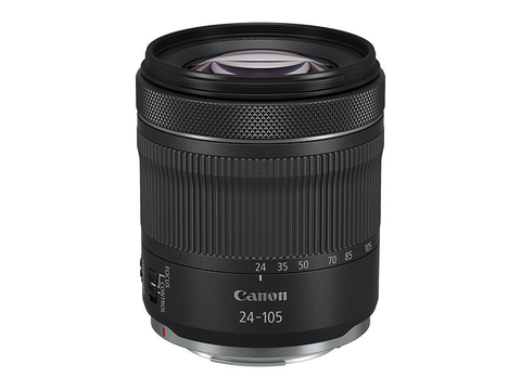Canon RF 24-105mm f/4-7.1 IS STM Mới 100%