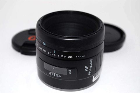 Minolta AF 50mm f/2.8 Macro for Sony Amount