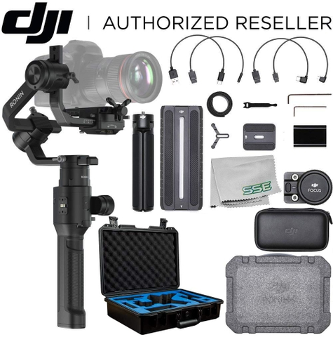 Gimbal DJI Ronin-S Essentials kit