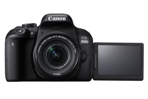 Canon EOS 800D kit 18-55mm STM
