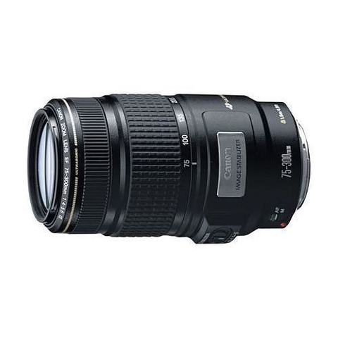 Canon EF 75-300mm F 4-5,6 IS USM