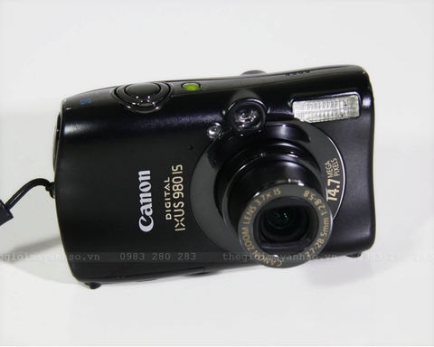 Canon IXUS980is / IXY3000is