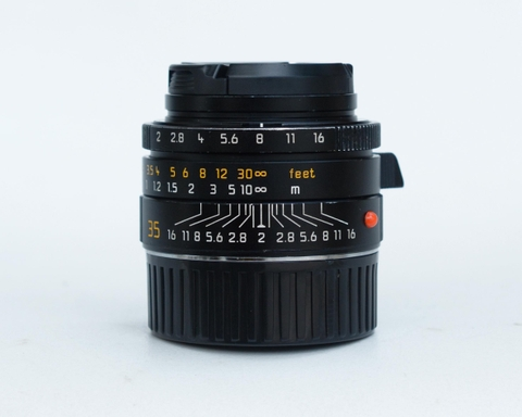 Leica 35mm f/2 ASPH Summicron-M (Black)