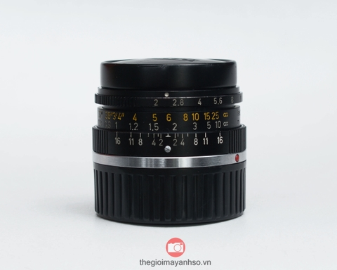 Leica 35mm F2 Summicron-M Version 3 (6 element)