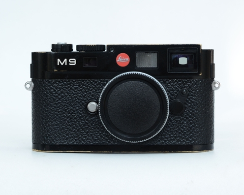 Leica M9 Rangefinder Body Black