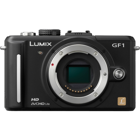 Panasonic Lumix DMC-GF1 Body Black